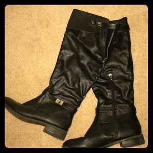 e5697a38d3f Women Forever 21 Wide Calf Boots on Poshmark